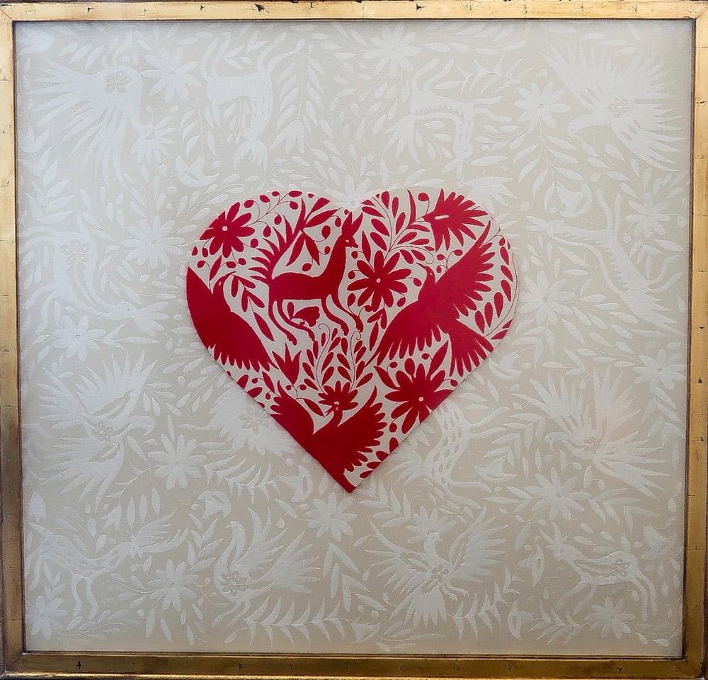Sin Galeria, Serie I Küe Rojo Corazón