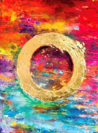 Sin Galeria, Serie Circulo de luz I