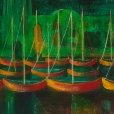NOCTURNO, Sin Galeria, Ivonne Kennedy
