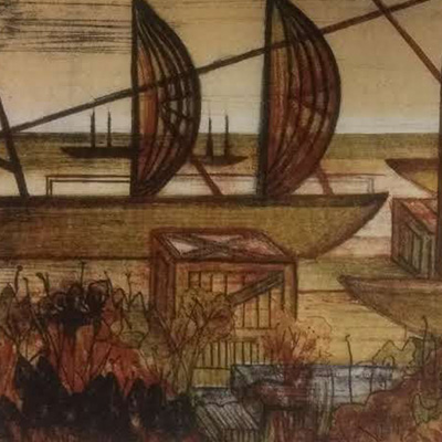 EL PUERTO, Sin Galeria, Ivonne Kennedy
