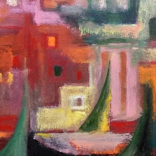 CIELO QUIETO, Sin Galeria, Ivonne Kennedy