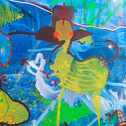 SIN TÍTULO, Sin Galeria, José Santos