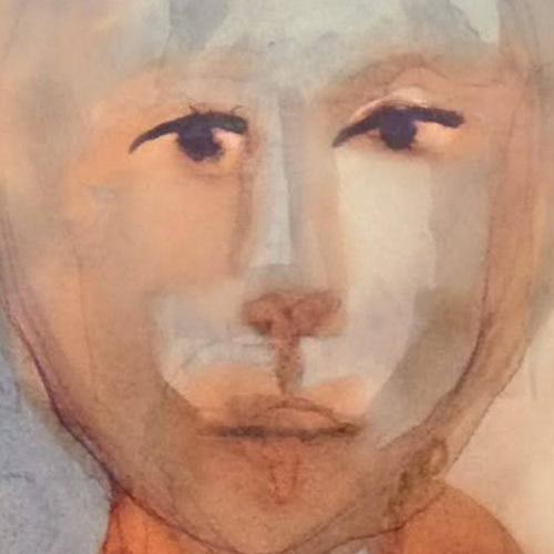PERSONAJE EN NARANJA, Sin Galeria, Beatriz Russek