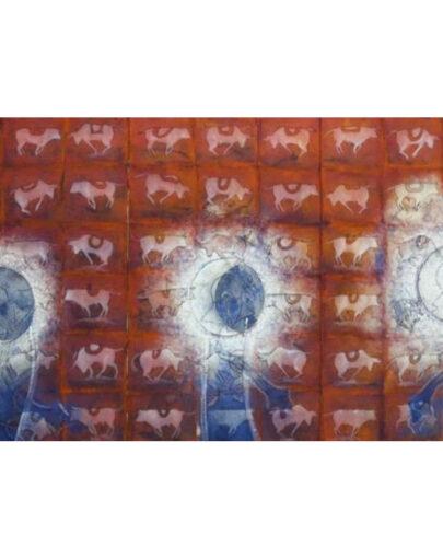 Pintura Rolando Rojas Sin Galería