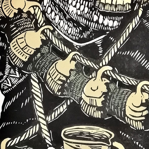 SANCOCHO, Sin Galeria, Aldo Sanchez
