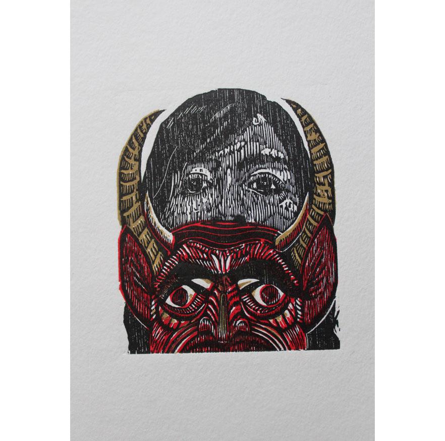 DIABLURA, Sin Galeria, Daniel Salazar