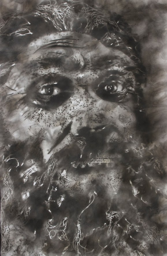 Hombre, Sin Galeria, Sabino Guisu