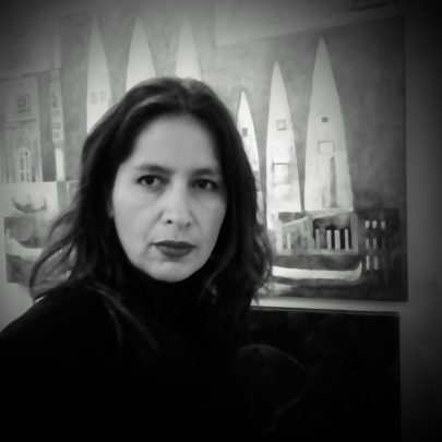 Sin Galeria, Ivonne Kennedy