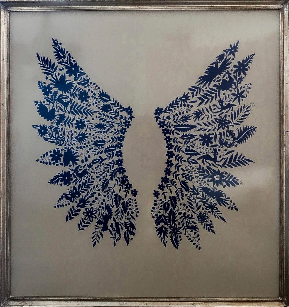 México Angélico, Sin Galeria, Karla Cuevas
