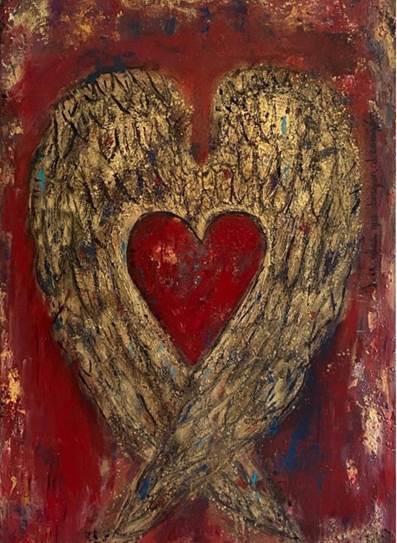 Sin Galeria, Alas abrazando corazón