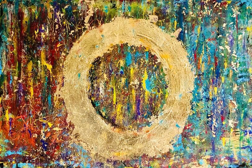 Sin Galeria, Serie Circulo de luz II