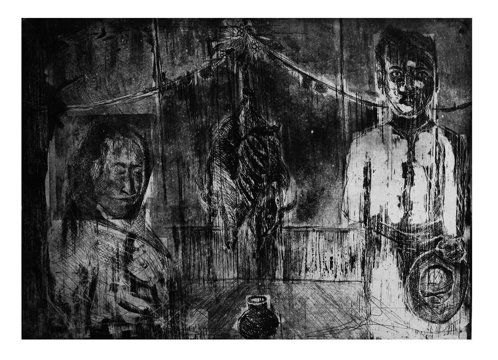 Sin Galeria, Ritual III