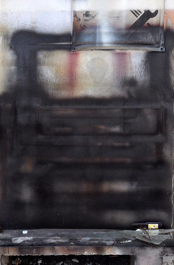 Espacios de trabajo, Sin Galeria, Alejandro Echeverría