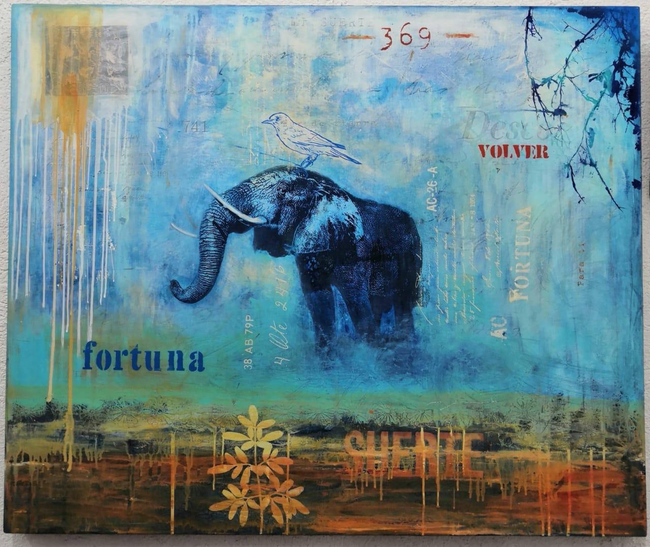 Fortuna, Sin Galeria, Ana Santos
