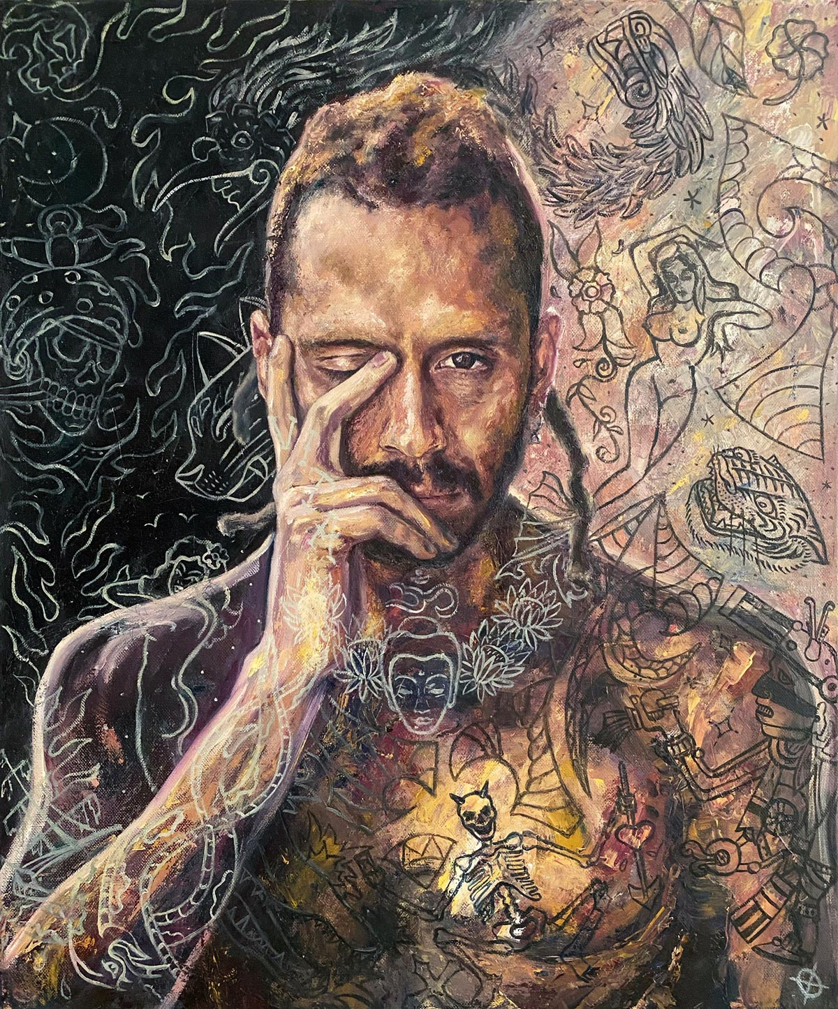 Sin Galeria, Retratos Personalizados