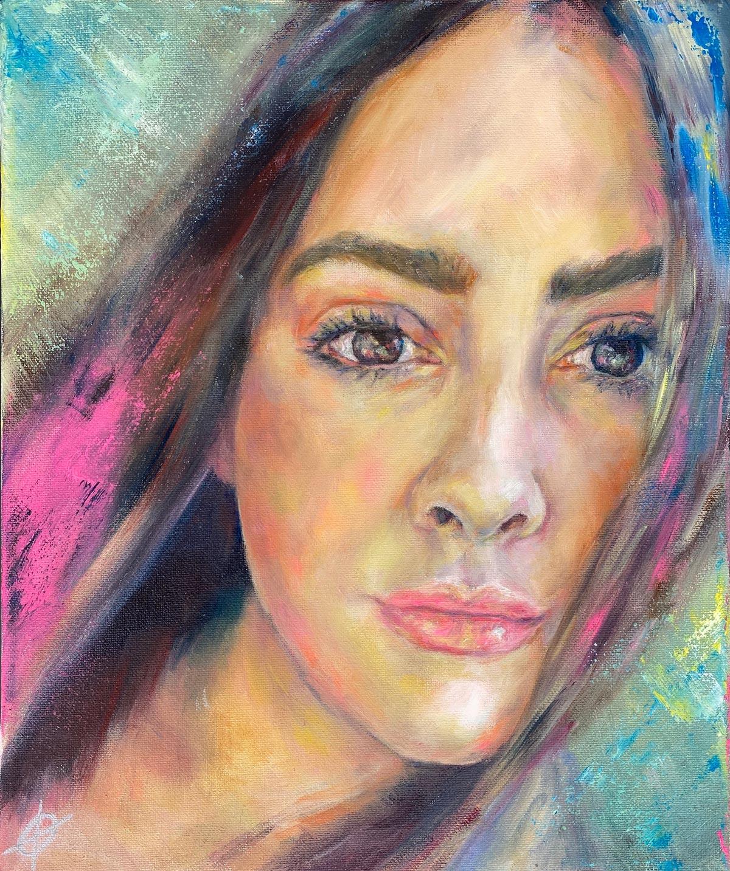 Retratos Personalizados, Sin Galeria, Lena Mitrofanova