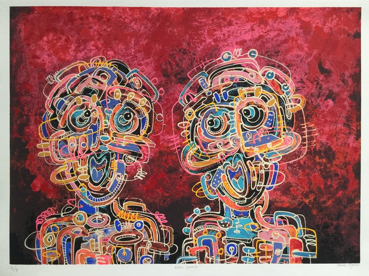 Sin Galeria, «Almas gemelas»