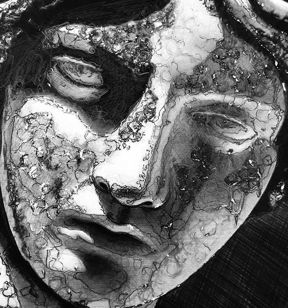 Cicatrices (Medusa), Sin Galeria, Josefina Soriano de Teresa