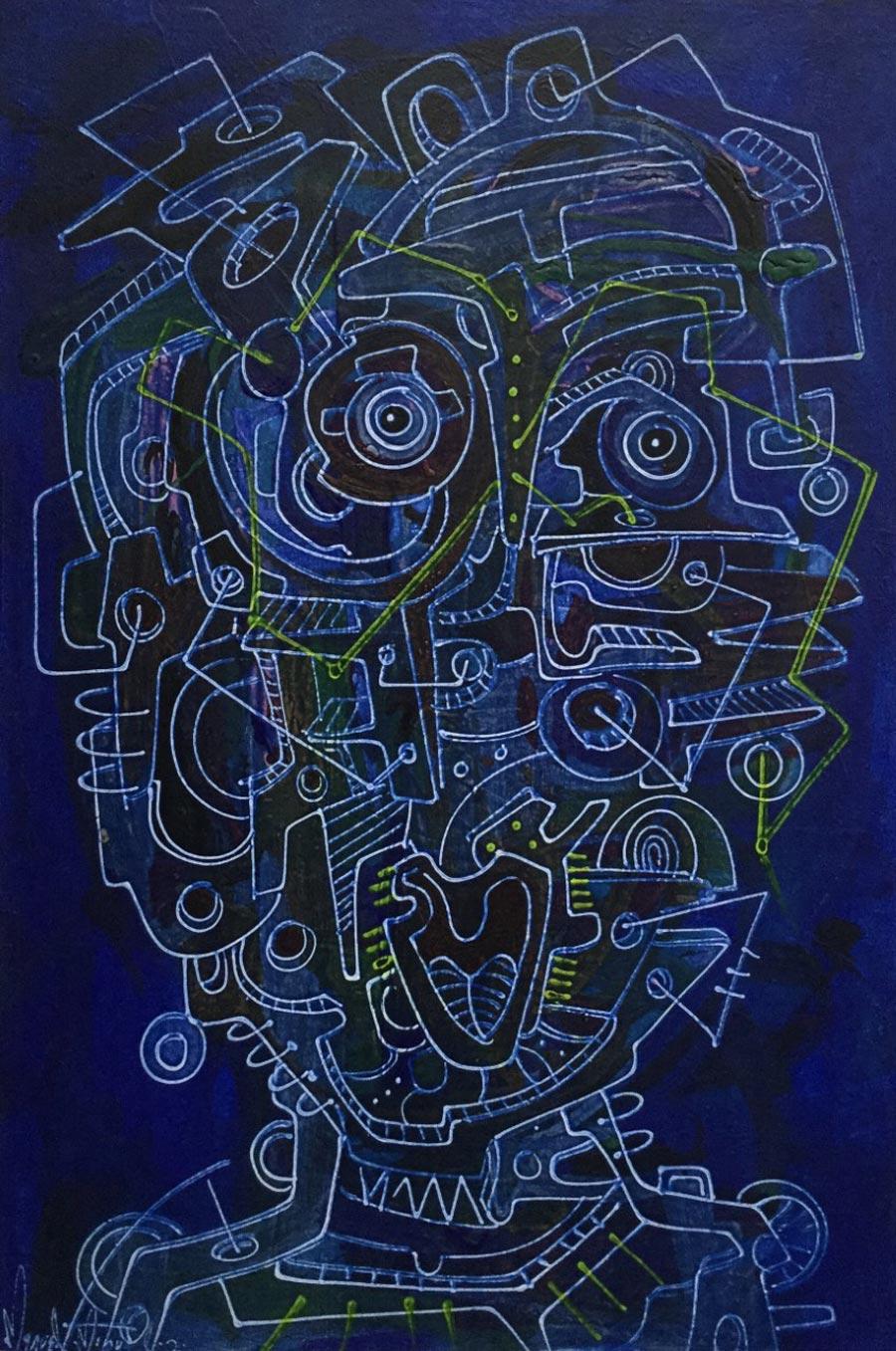 Sin Galeria, De la serie «Expresiones Lineales»