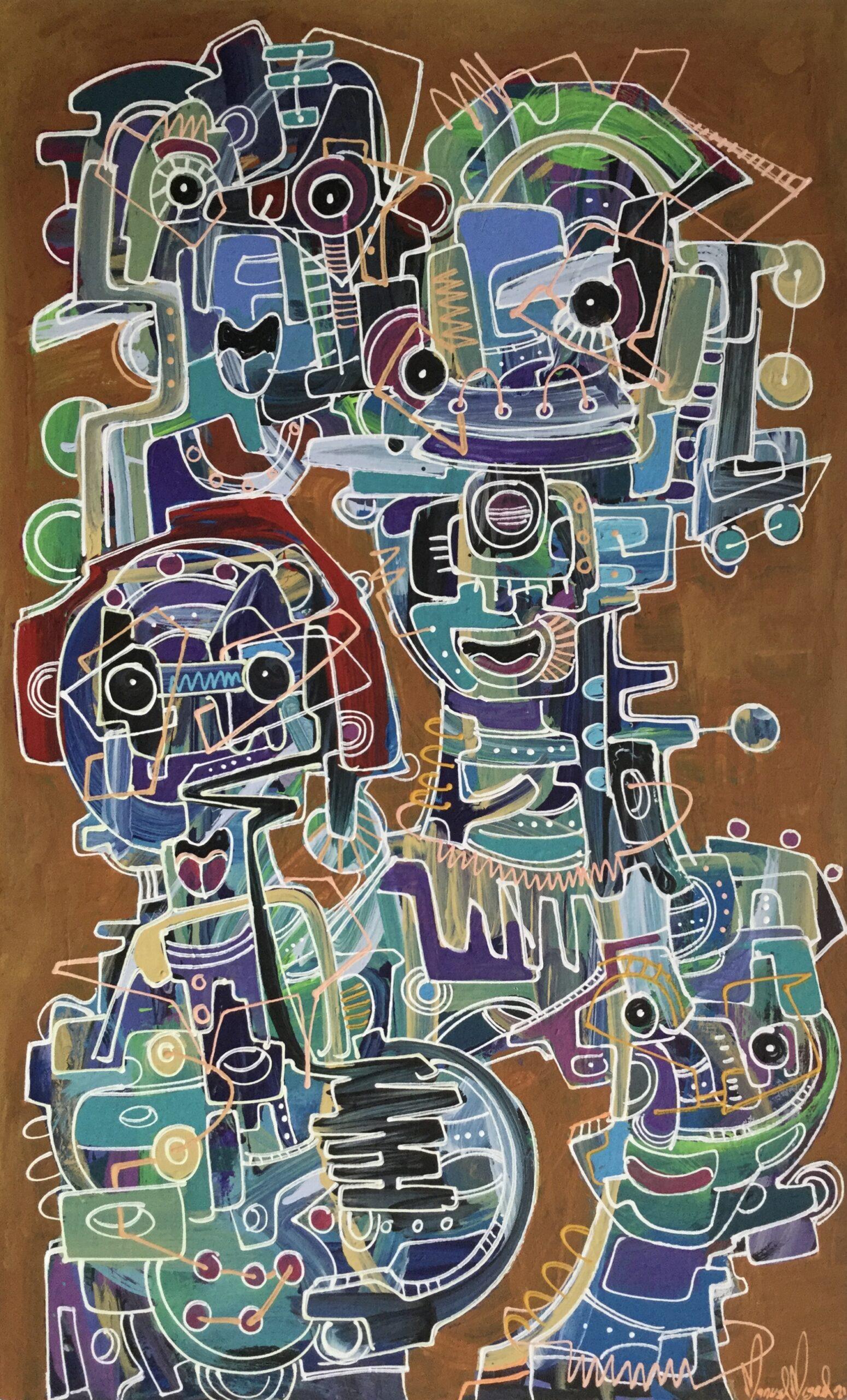 S/T, Sin Galeria, Manuel Miguel